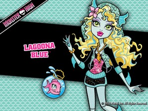 Papel de parede Monster High