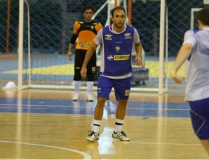 Pixote, jogador de futsal da seleção brasileira (Foto: Zerosa Filho/CBFS)