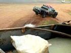 Policiais federais apreendem 100 kg de maconha em caminhão no Paraná