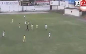 Jogo da 3ª divisão do Equador termina 44 a 1 e quebra recorde de 131 anos