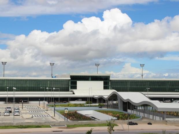Aeroporto Eduardo Gomes  (Foto: Diego Toledano/ G1 AM)