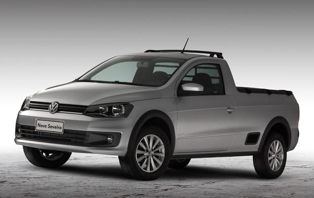 Volkswagen Saveiro 2014 Trend (Foto: Divulgação)