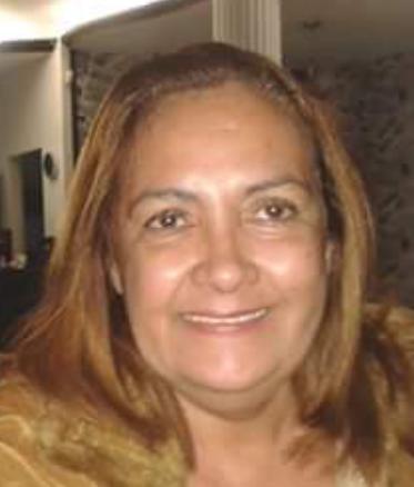 Bernadete de Lourdes Brito Siqueira Rocha, suspeita de encomendar a chacina em Pernambuco (Foto: Divulgação/ Polícia Civil)