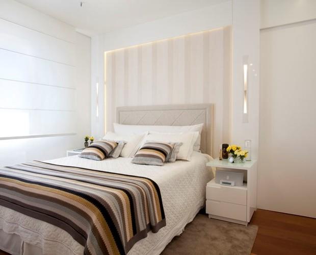 Beatriz Quinelato; apartamento; quarto (Foto: Divulgação)