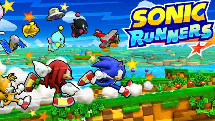 Sonic Runners é uma boa opção mobile (Foto: Divulgação/SEGA)