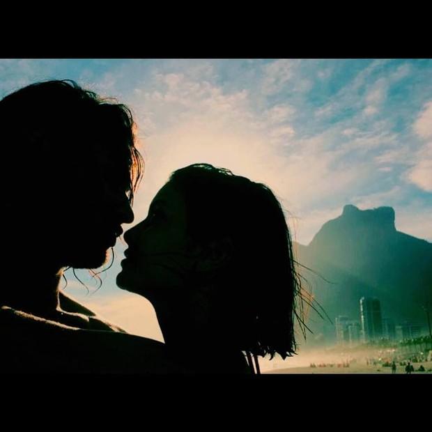 Pablo Morais com a nova namorada (Foto: Reprodução / Instagram)