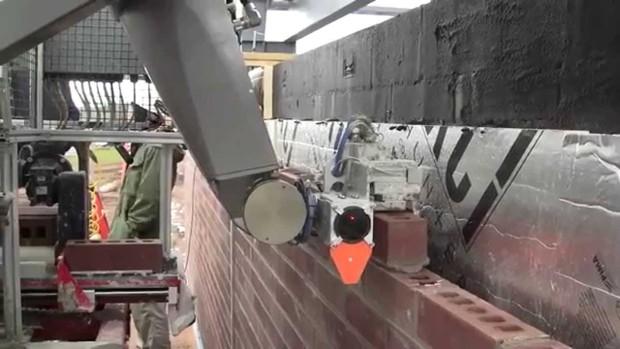 Construction Robotics (Foto: Divulgação)