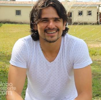Ancelmo Júnior, meio-campo do Boavista-POR (Foto: Reprodução/GloboEsporte.com)