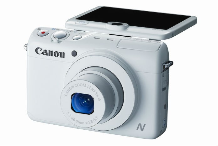 A Canon N100 tem encontrar seu público entre os usuários de redes sociais (Foto: Divulgação/Canon)