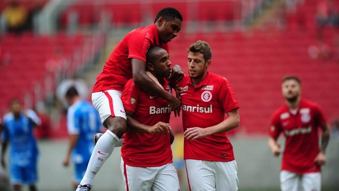 Anderson, Inter x Novo Hamburgo, Gauchão, Beira-Rio, gol (Foto: Ricardo Duarte / Internacional / Divulgação)