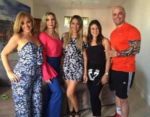 Equipe do 'MTV' 2017 (Foto: Fernando Petrônio)