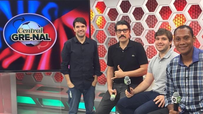 Central Gre-Nal (Foto: Tomás Hammes / GloboEsporte.com)