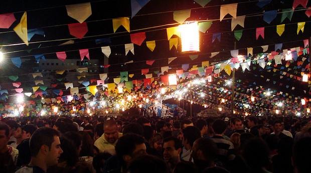 Festa junina (Foto: Daniel Fucs)