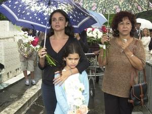 Manoelita Lustosa (Foto: Gianne Carvalho / TV Globo)
