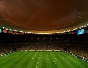 Mané Garrincha Brasil x Japão (Foto: Getty Images)
