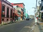 Corpo com perfurações é encontrado em rua no Centro de Manaus