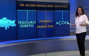 Como fazer a poupança do bebê? (Reprodução: TV Globo)