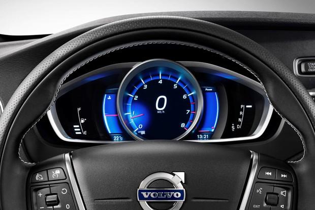 Volvo V40 (Foto: Divulgação)