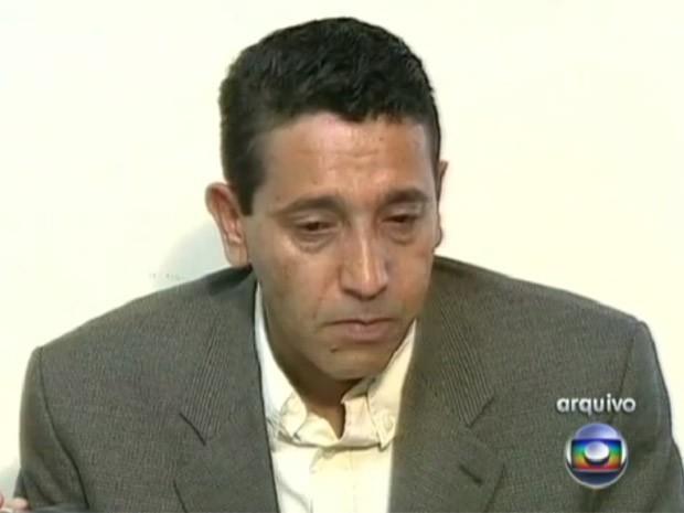 Sérgio Gomes, o Sombra, do caso Celso Daniel (Foto: Reprodução/TV Globo)