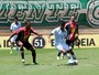 Pacotão do Joinville: bola na cara, na cal, embaixo das pernas e nas redes