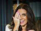 Giovanna Antonelli não vai fazer festa de 41 anos: 'Economizar para viajar'