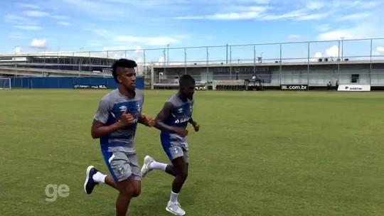 Bruno Cortez rescinde com São Paulo e já faz 1º trabalho no Grêmio; veja