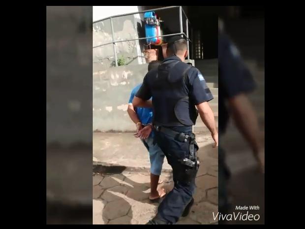Homem acusado de pedofilia é preso em Sumaré (SP) (Foto: Guarda Municipal de Sumaré)