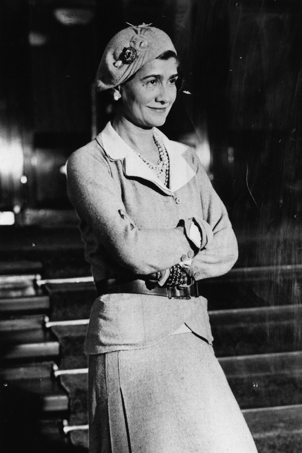 Mademoiselle Coco Chanel (Foto: Getty Images)