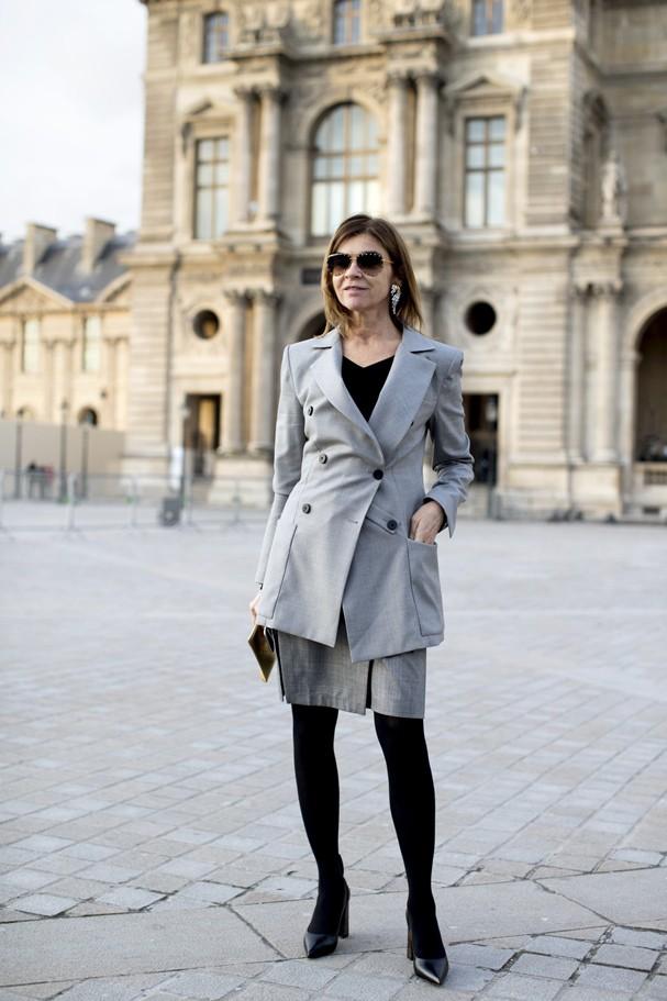 Meia combinando com o sapato é o truque de styling hit deste inverno! (Foto: IMaxTree)