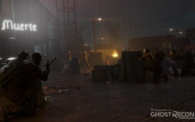 'Tom Clancy's Ghost Recon Wildlands' leva série para um mundo aberto (Foto: Divulgação/Ubisoft)