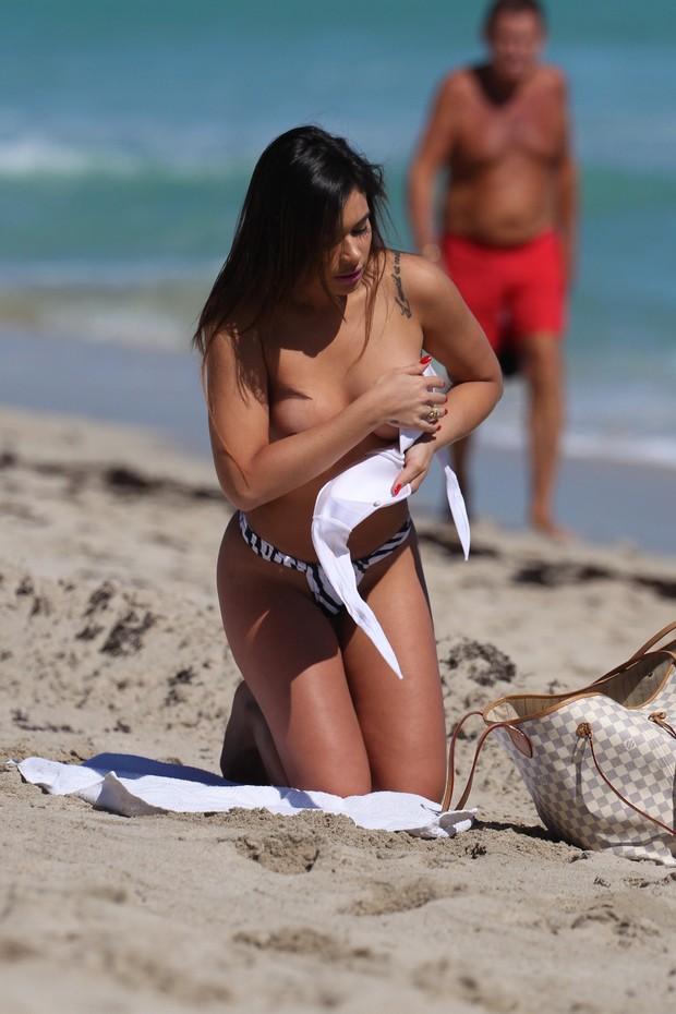 Patricia Jordane (Foto: Splash News)