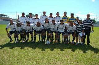 Time master do Comercial Ribeirão Preto (Foto: Gabriel Lopes / Comercial FC)