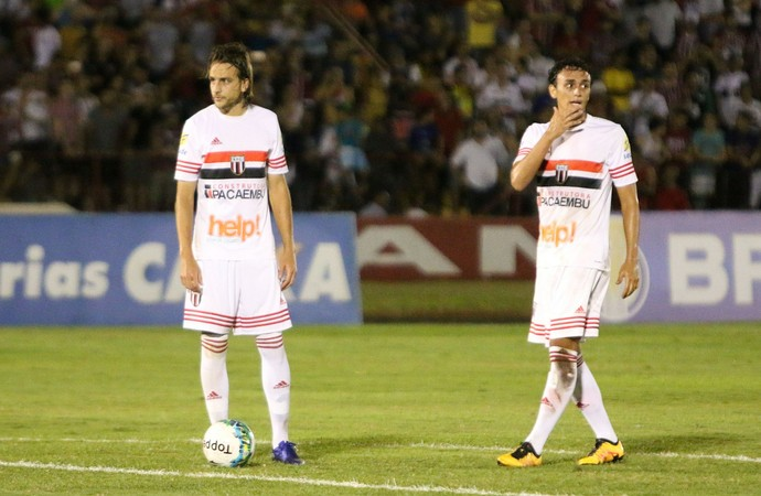 Zotti, meia do Botafogo-SP (Foto: Rogério Moroti/Ag. Botafogo)