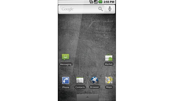 Android Eclair (Foto: Divulgação)