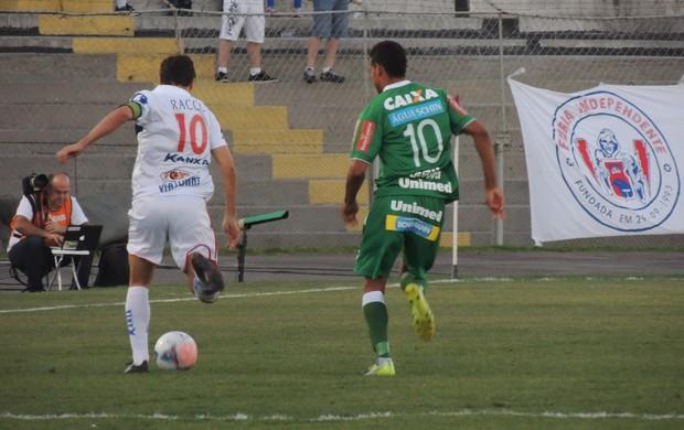 Chapecoense x Paraná (Foto: Marcelo Silva)