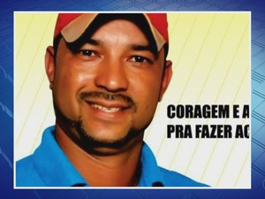 Candidato a vereador de Porto Acre é morto enquanto saía de casa, na Vila do V (Foto: Reprodução/Rede Amazônica Acre)
