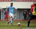 """Gols, tensão e técnico """"conhecido"""": a vida de Luis Fabiano no futebol chinês"""