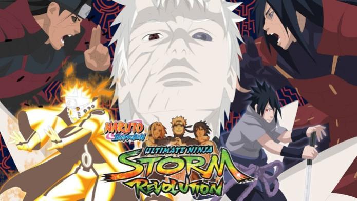Naruto Shippuden: Ultimate Ninja Storm Revolution (Foto: Divulgação) (Foto: Naruto Shippuden: Ultimate Ninja Storm Revolution (Foto: Divulgação))
