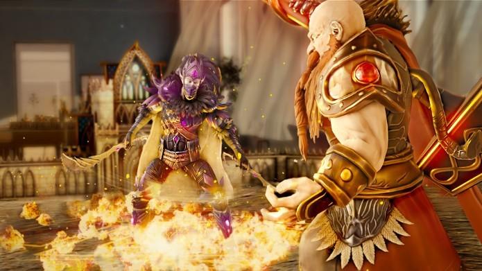 Apesar dos bons gráficos, os combates do game não são muito emocionantes (Foto: Divulgação/Ubisoft)