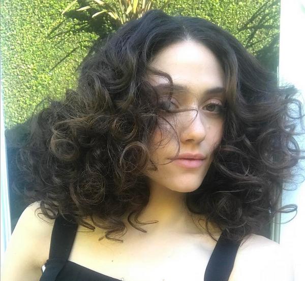 A atriz Emmy Rossum (Foto: Instagram)