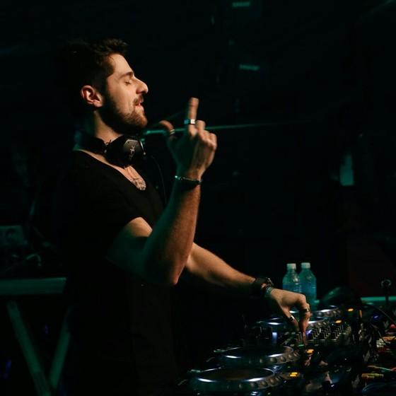 O DJ Alok foi uma das maiores atrações do festival (Foto:  Tarso Ghelli)