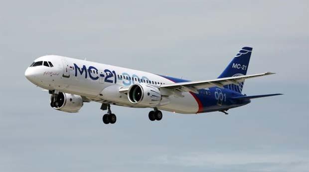 A estreia do MS-21 pegou a imprensa internacional de surpresa (Foto: Reprodução)