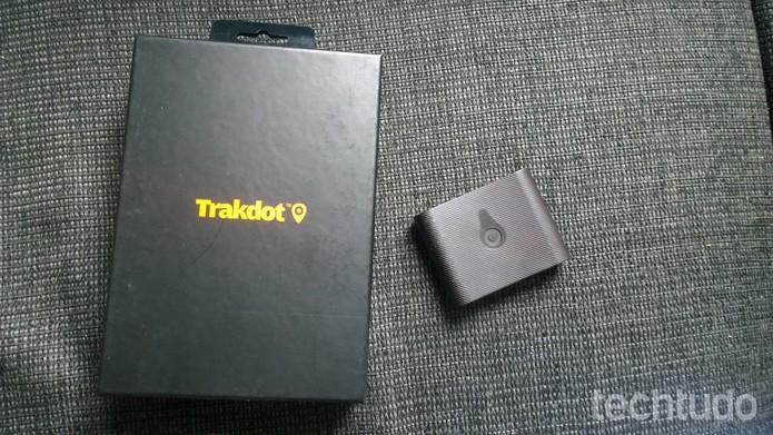 TrakDot pode ser comprado pelo site ou (Foto: Thiago Barros/TechTudo)