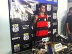 Homem que usava bloqueador de alarmes de carro é preso em Manaus