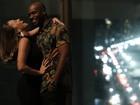 Rafael Zulu e Erys Martins: sintonia em ensaio de Dia dos Namorados