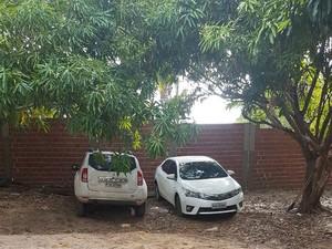 Carros utilizados pelo grupo estavam sendo monitorados (Foto: Divulgação/Polícia Civil)