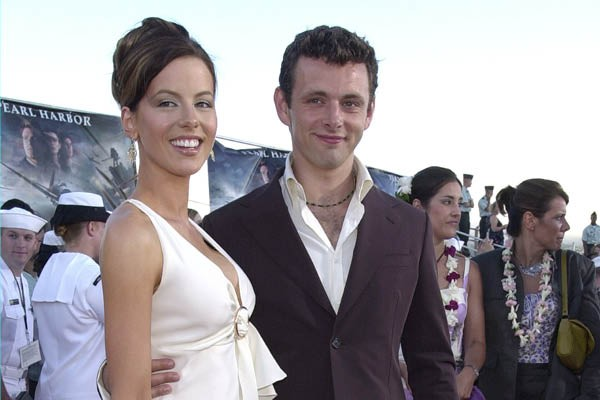 Kate Beckinsale e Michael Sheen (Foto: Getty Images)