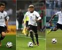 Sem Özil, Joachim Löw convoca Alemanha com três caras novas