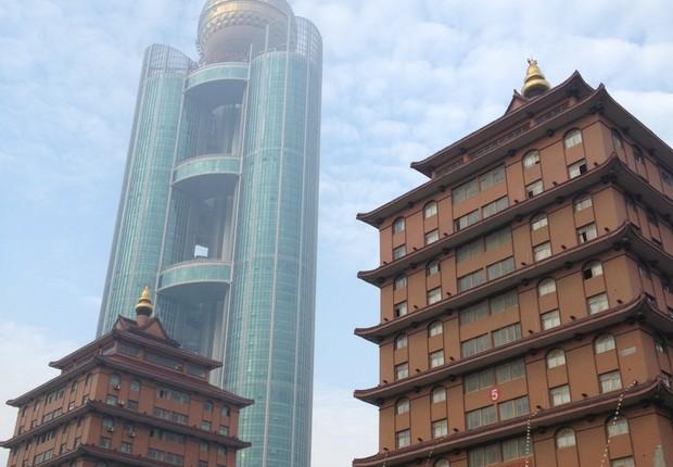 Cidade na China é governada por empresa