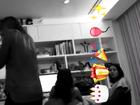Bruna Marquezine dá susto em Sasha: 'Feliz aniversário'